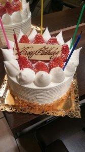 お誕生日おめでとう 僕